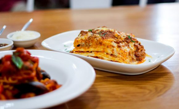 2 Hungry Guys Review – Adamo's Pasta, Rosebery – By Princes Porky